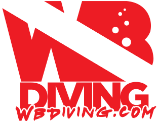 WB Diving Retina Logo